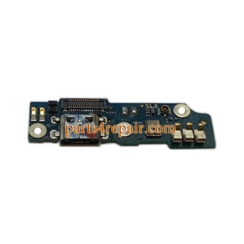 Dock Charging PCB for Meizu M1 from www.parts4repair.com