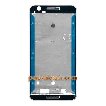 Front Housing Cover for HTC Desire 728 Dual SIM -White