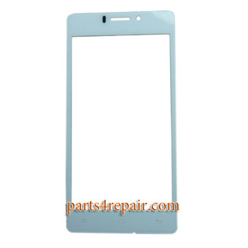 Front Glass for Gionee Elife E5 -White