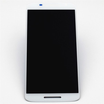 "Complete Screen Assembly for Motorola Moto X Play 5.5"" -White"