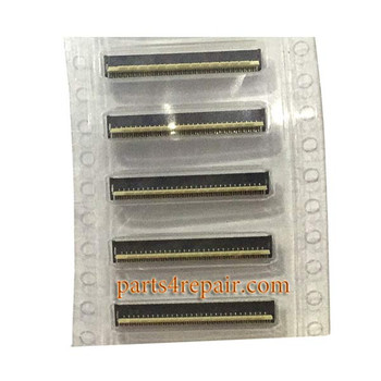 We can offer 61pin LCD FPC Connector for Motorola Droid Turbo XT1254