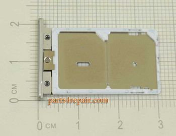 SIM Tray for Xiaomi Redmi Note 3 from www.parts4repair.com