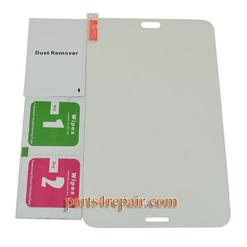 Samsung Galaxy Tab 3 Lite 7.0 T110 Premium Tempered Glass Screen Protector from www.parts4repair.com