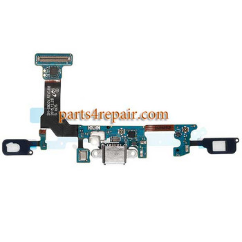Dock Charging Flex Cable for Samsung Galaxy S7 G930V from www.parts4repair.com