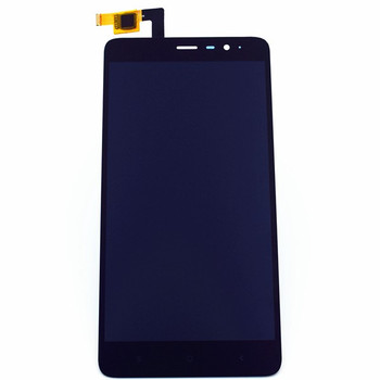 Complete Screen Assembly for Xiaomi Redmi Note 3 -Black