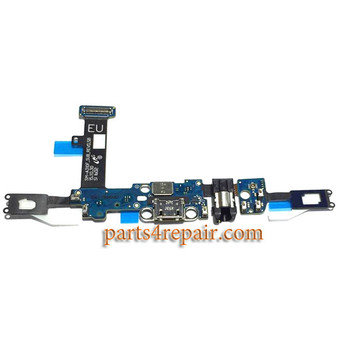 Dock Charging Flex Cable for Samsung Galaxy A3 (2016) A310F from www.parts4repair.com