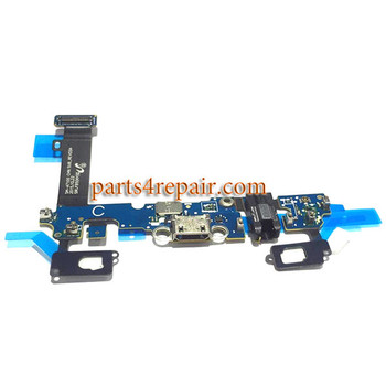 Dock Charging Flex Cable for Samsung Galaxy A7 (2016) A7100 from www.parts4repair.com