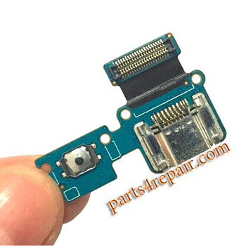 Dock Charging Flex Cable for Samsung Galaxy Tab S2 8.0 T710 from www.parts4repair.com