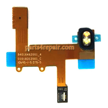 Flash Flex Cable for Motorola Moto X Style XT1575 XT1572 from www.parts4repair.com