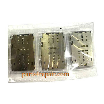 SIM Card Reader for Huawei Mate 8 from www.parts4repair.com