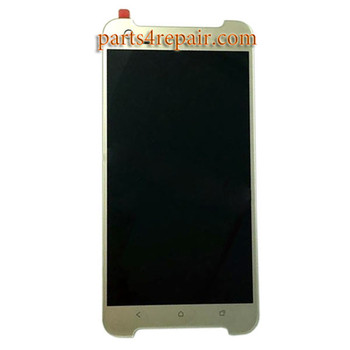 Complete Screen Assembly for HTC One X9 from www.parts4repair.com