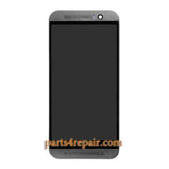 Complete Screen Assembly for HTC One M9 from www.parts4repair.com
