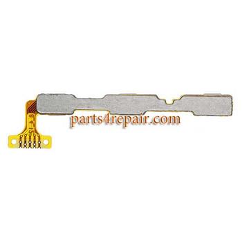 HTC Desire 616 Volume Flex Cable