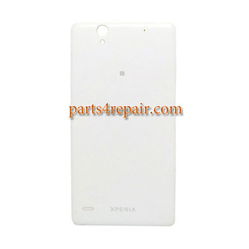 Back Cover with NFC for Sony Xperia C4 -White