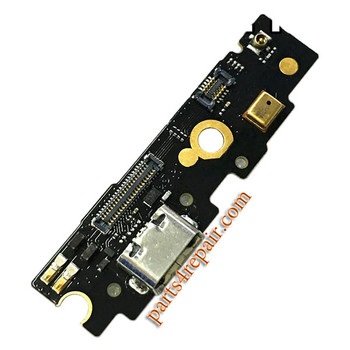 Dock Charging PCB Board for Meizu M1 Metal from www.parts4repair.com
