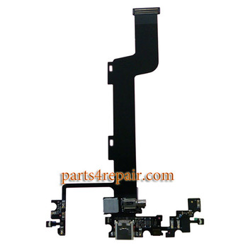 Dock Charging Flex Cable for Lenovo ZUK Z1 from www.parts4repair.com