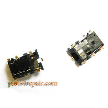 Earphone Jack Port for Xiaomi Redmi Note / Note 2