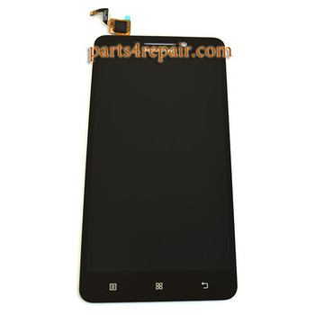 Lenovo A5000 Complete Screen Assembly