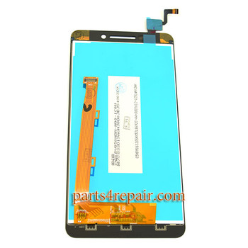 LCD Screen and Digitizer Assembly Replacement for Lenovo A5000