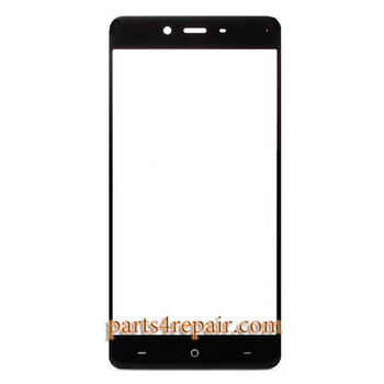 Front Glass for Oneplus X -Black