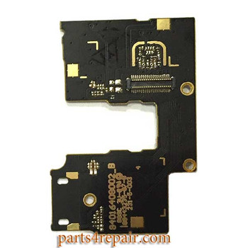 Single SIM Connector Board for Motorola G3