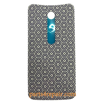 Back Cover with Adhesive for Motorola Moto X Style -Color 1