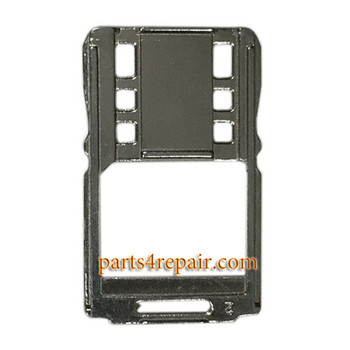 Single SIM Tray for Sony Xperia M5 from www.parts4repair.com