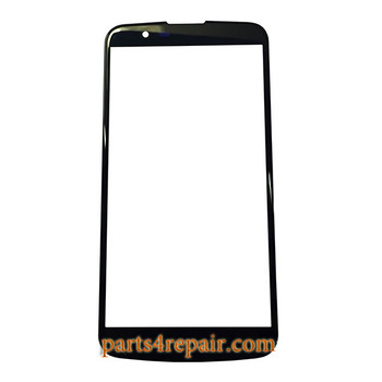Front Glass OEM for LG K10 -Black