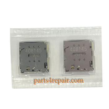 SIM Card Reader for Huawei MediaPad X1 from www.parts4repair.com
