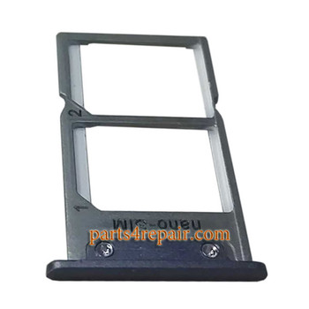 SIM Tray for ZTE Nubia Z9 Max -Gray