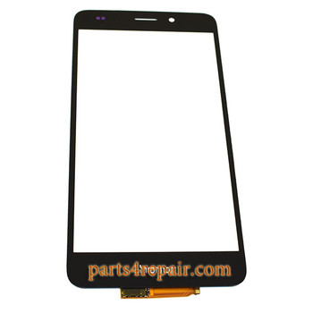 "Touch Screen Digitizer with ""Honor"" logo for Huawei Honor 5C -Black"