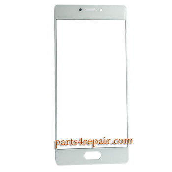 Front Glass OEM for Gionee S8 -White