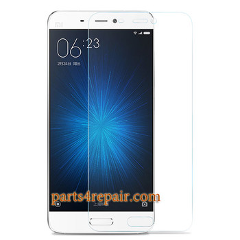 Premium Tempered Glass Screen Protector for Xiaomi Mi 5 from www.parts4repair.com
