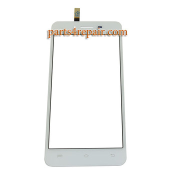 Touch Screen Digitizer for Vivo Y35 -White