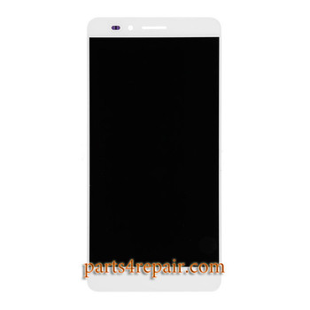 Complete Screen Assembly for Huawei Honor 5X (3GB RAM) -White