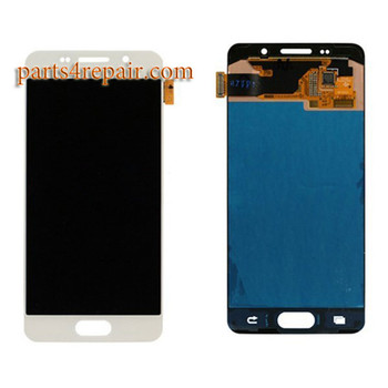 Complete Screen Assembly for Samsung Galaxy A3 (2016) -White