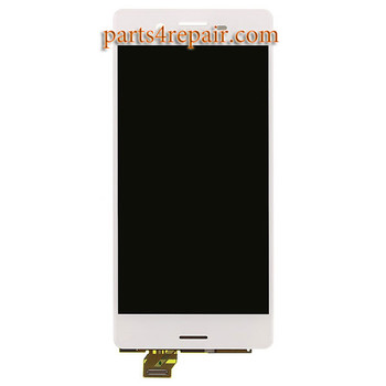 Complete Screen Assembly for Sony Xperia X from www.parts4repair.com
