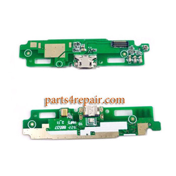 Dock Charging PCB Board for Xiaomi Redmi 3s