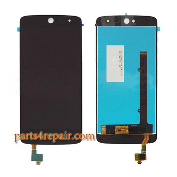 Complete Screen Assembly for Acer Liquid Zest Z525