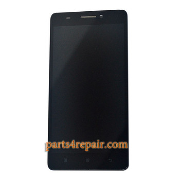 Complete Screen Assembly with Bezel for Lenovo K3 Note