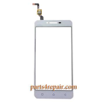 Touch Screen Digitizer for Lenovo Vibe K5 Plus (Lemon 3) -White