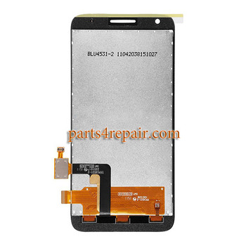 LCD Screen and Digitizer Assembly for Alcatel Pixi 3 (4.5) 4027