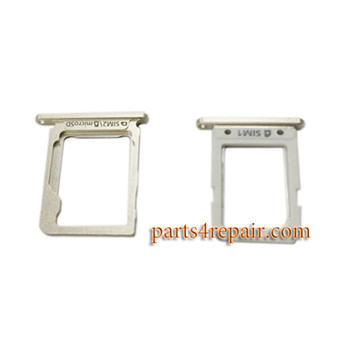 SIM Tray & MicroSD Tray for Samsung Galaxy A8