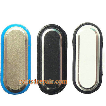 Home Button for Samsung Galaxy J7 -Gold