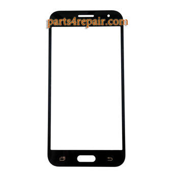 Front Glass for Samsung Galaxy J2 -Black