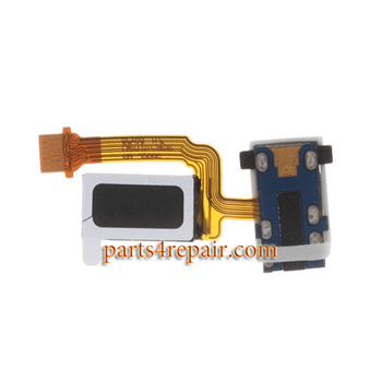 Earpiece Speaker Flex Cable for Samsung Galaxy J2