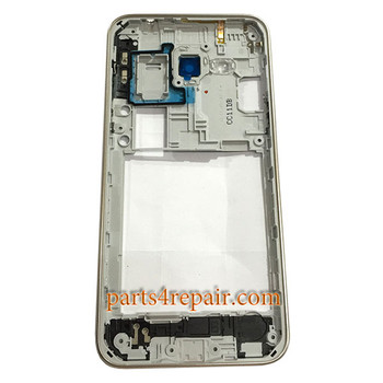 Middle Housing with Side Keys for Samsung j320f