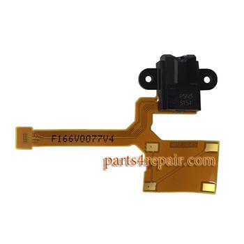 Earphone Jack Flex Cable for Microsoft Lumia 640 XL