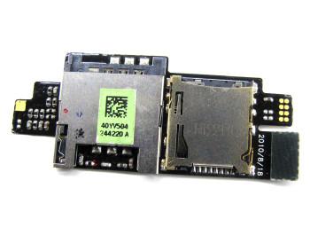 HTC Desire HD A9191 SIM Card Socket Flex Cable