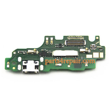 Dock Charging PCB Board for Huawei Honor 5X from www.parts4repair.com